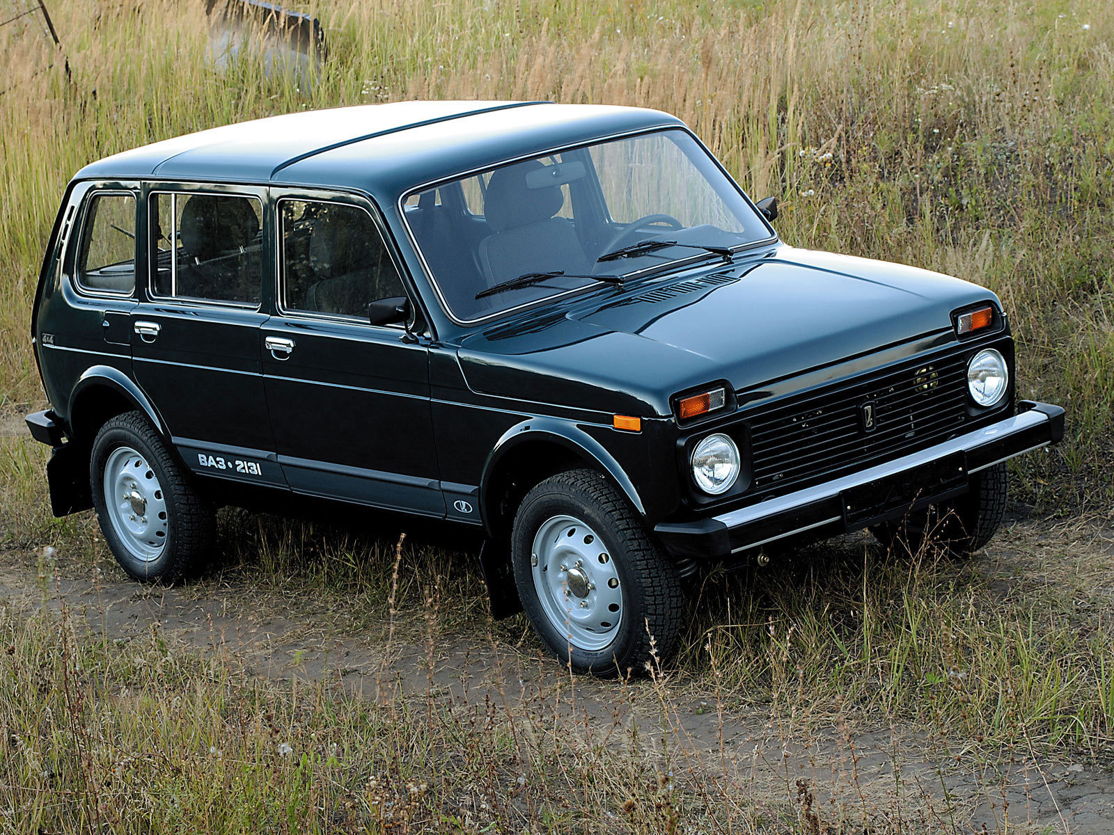 Avtovaz vaz 2131 for Interieur lada niva